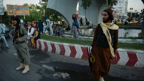 Taliban kill three 'IS kidnappers' in shootout