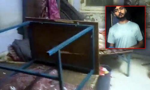 پاکستان سے بدترین شکست کے بعد بھارت میں مقیم کشمیری طلباء پر حملہ