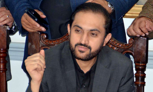اسپیکر بلوچستان اسمبلی عبدالقدوس بزنجو مستعفی، وزیراعلیٰ نامزد