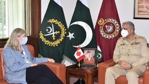 Pakistan desires multi-domain enduring relationship with Canada: COAS