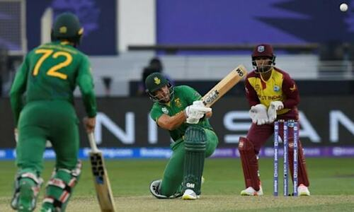 South Africa down West Indies in T20 World Cup after De Kock refuses to take knee