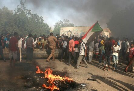 EU threatens to suspend Sudan financial support over coup