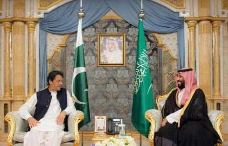 Saudi Arabia to deposit $3bn in State Bank Pakistan