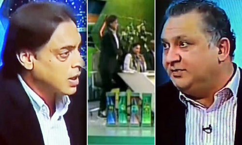 PTV takes notice of Shoaib Akhtar 'insult' on live show