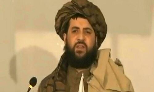 Mullah Omar's son on TV as Taliban polish public image