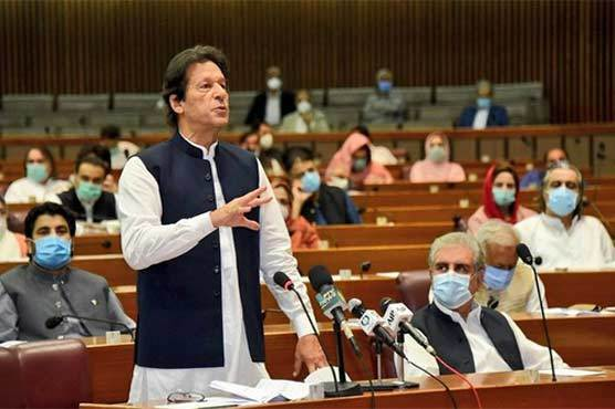 Govt ready to listen if opposition has proposals for electoral reforms: PM Imran