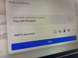 The prayer feature is part of Facebook's recent and concerted outreach to the religious communities. Reuters