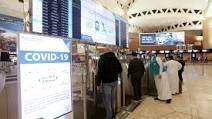 Saudi Arabia has banned travel to or transit at a number of countries. Reuters