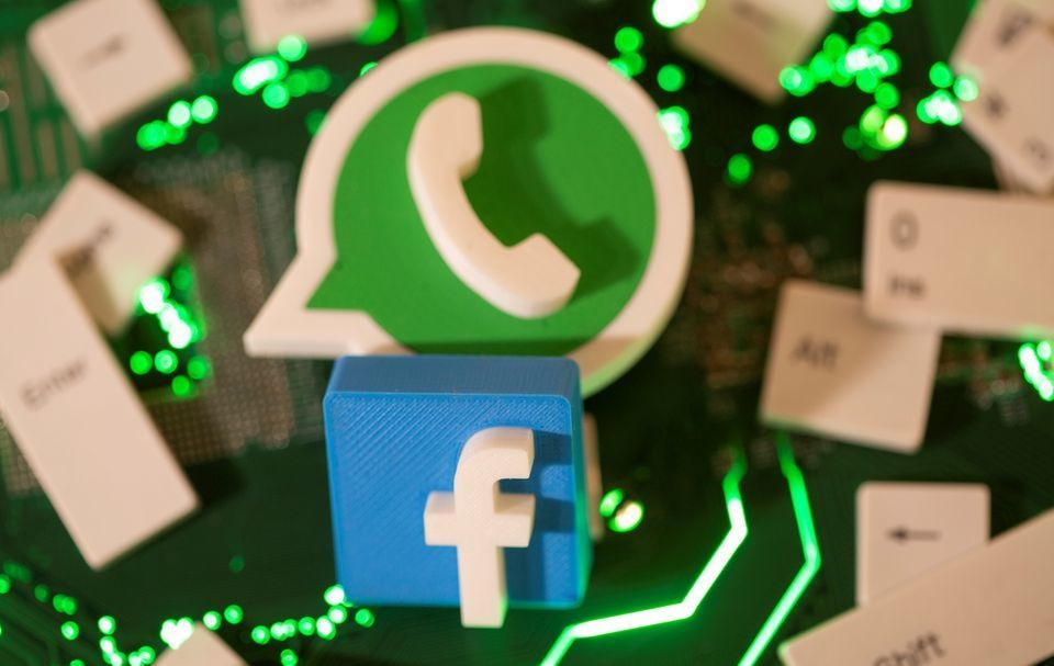 The Facebook move shut down a WhatsApp hotline the Taliban had set up to receive complaints about violence and looting. Reuters