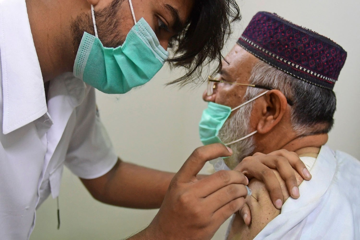 So far the country witnessed 25,320 fatalities of the pandemic since it emerged in 2020. Reuters