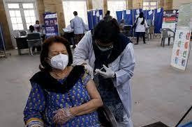 According to the NCOC, 83 people succumbed to the virus in the last 24 hours. Reuters