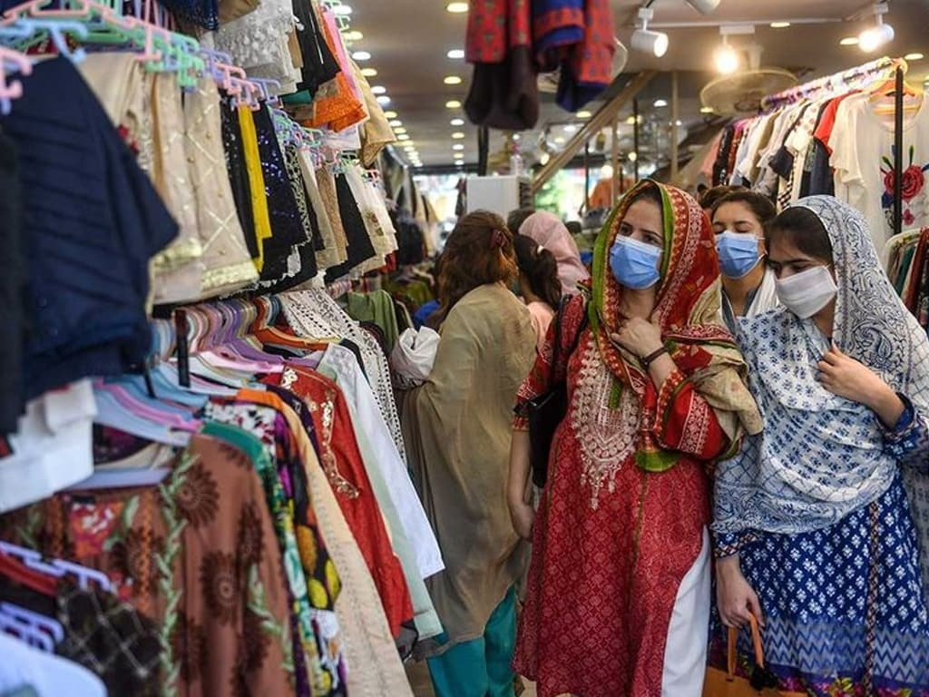 Karachi administrator said the traders would have to ensure implementation of SOPs in the markets. File photo