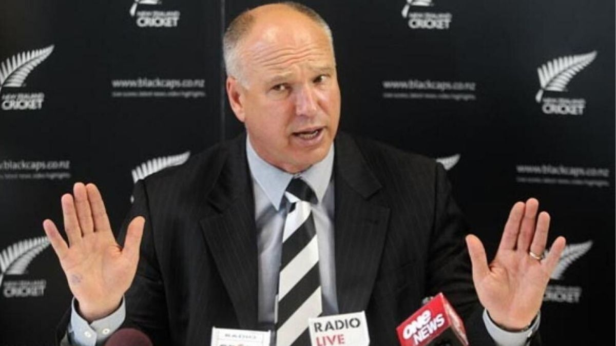 Everything changed on Friday. The advice changed, the threat level changed, said NZC Chief Executive David White. David White Twitter