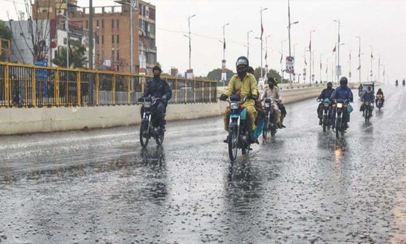 محکمہ موسمیات کی کراچی میں بارشوں کے نئے اسپیل کی پیشگوئی