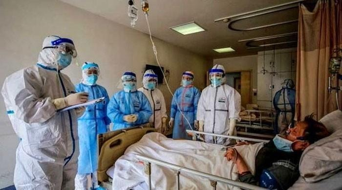 Currently, 4,846 patients infected with the virus are on critical care across the country. File photo