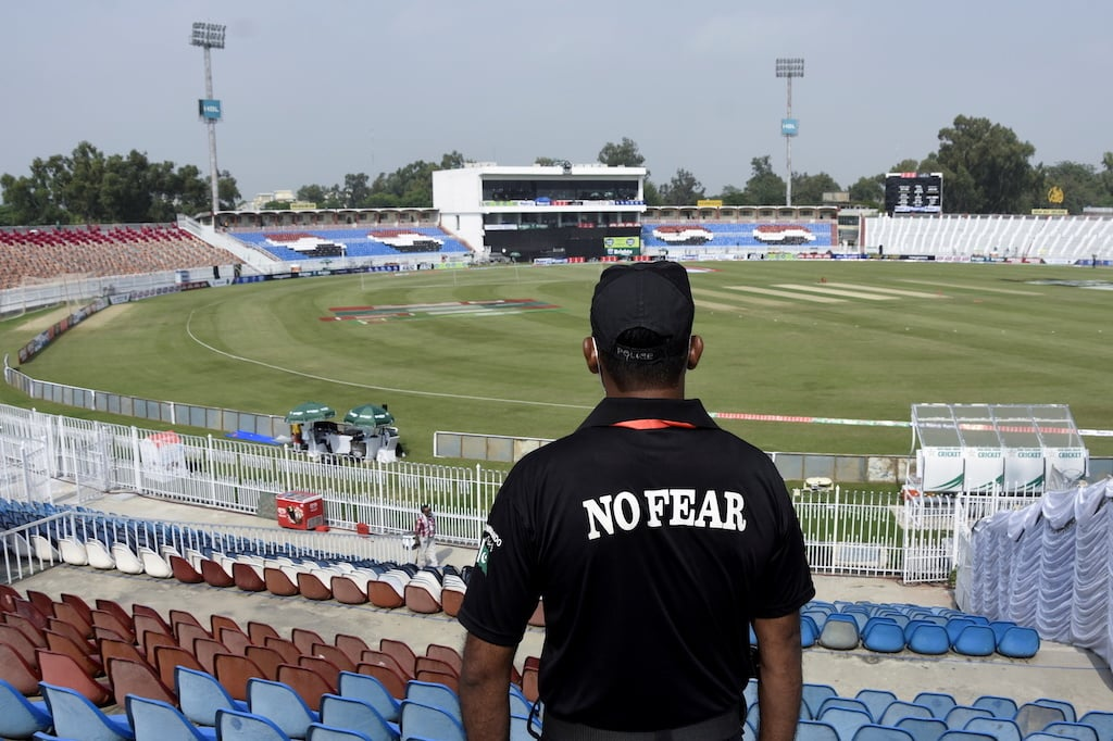 England on Monday cancelled their men's and women's teams tour of Pakistan. Reuters
