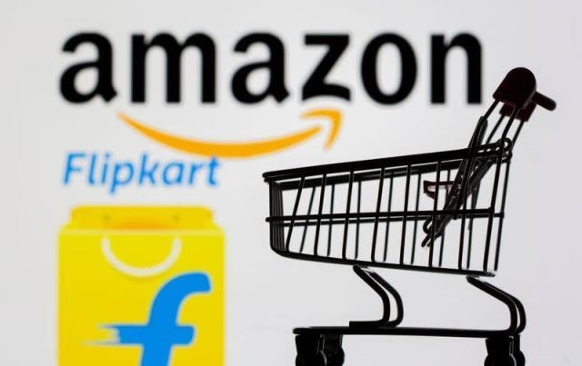 India's e-commerce sector is forecast by Grant Thornton to be worth $188 billion by 2025. Reuters