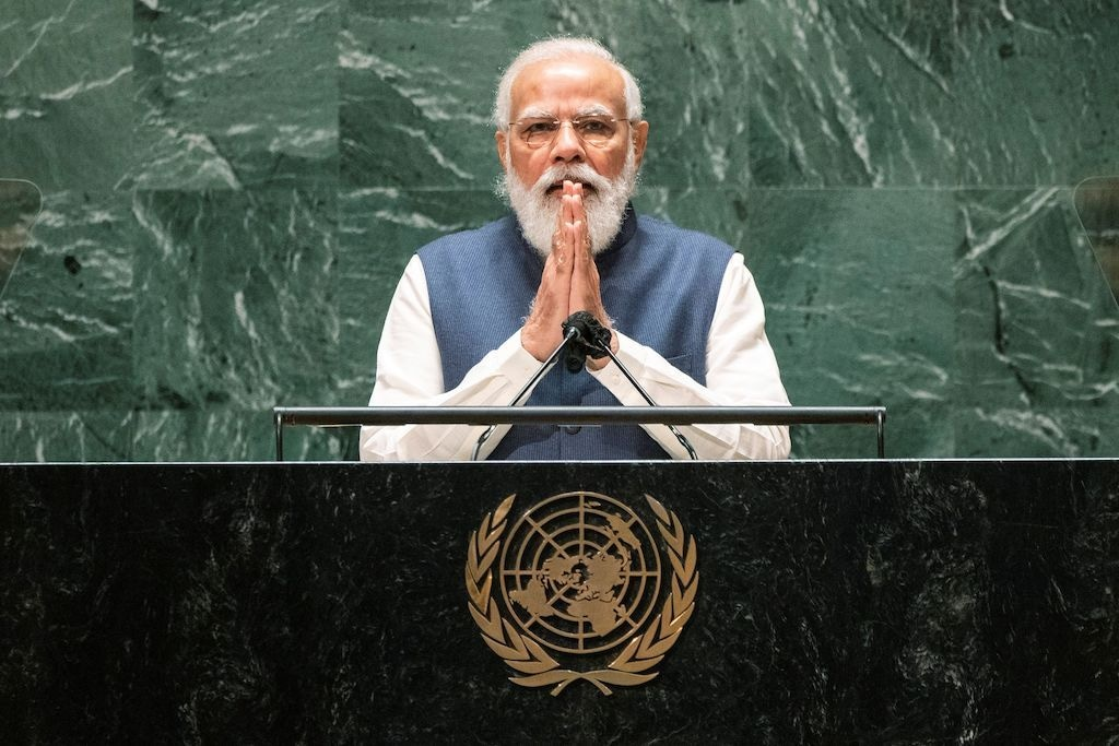 Modi's speech at UN glaring contradiction to India's abuses in Kashmir