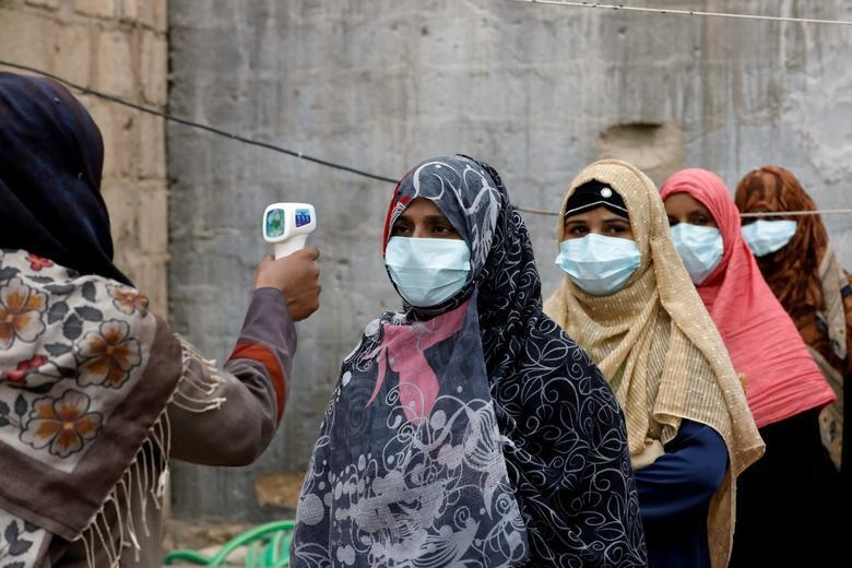 Currently, 4,015 patients infected with the virus are on critical care. Reuters