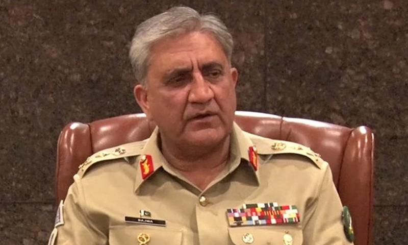 بلوچستان میں زلزلہ: آرمی چیف کی فوجی جوانوں کو سول انتظامیہ کی بھرپور مدد کی ہدایت