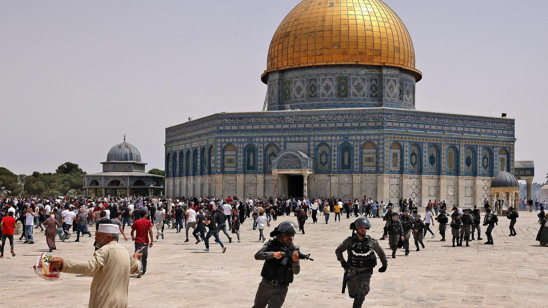 اسرائیلی عدالت نے یہودیوں کو مسجد اقصیٰ میں عبادت کی اجازت دیدی
