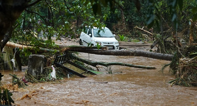 Landslides, floods kill at least 25 in southwest India