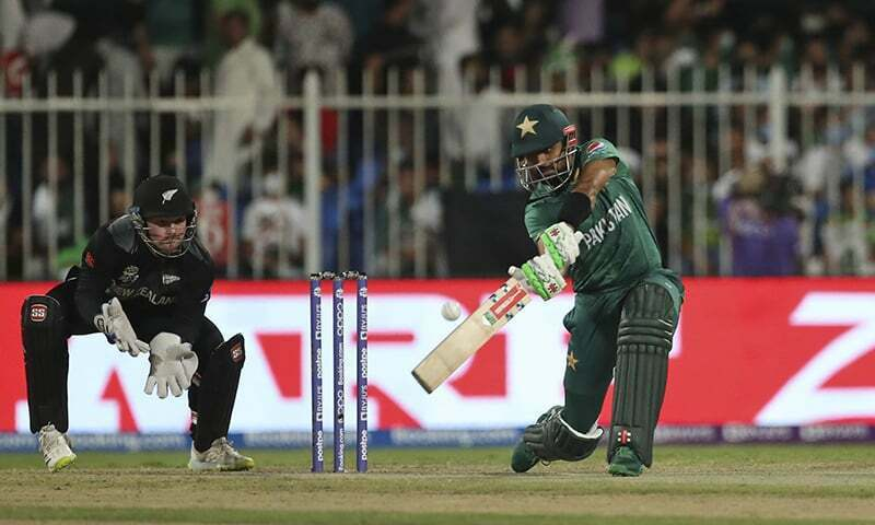 Pakistan down New Zealand for second win in T20 World Cup