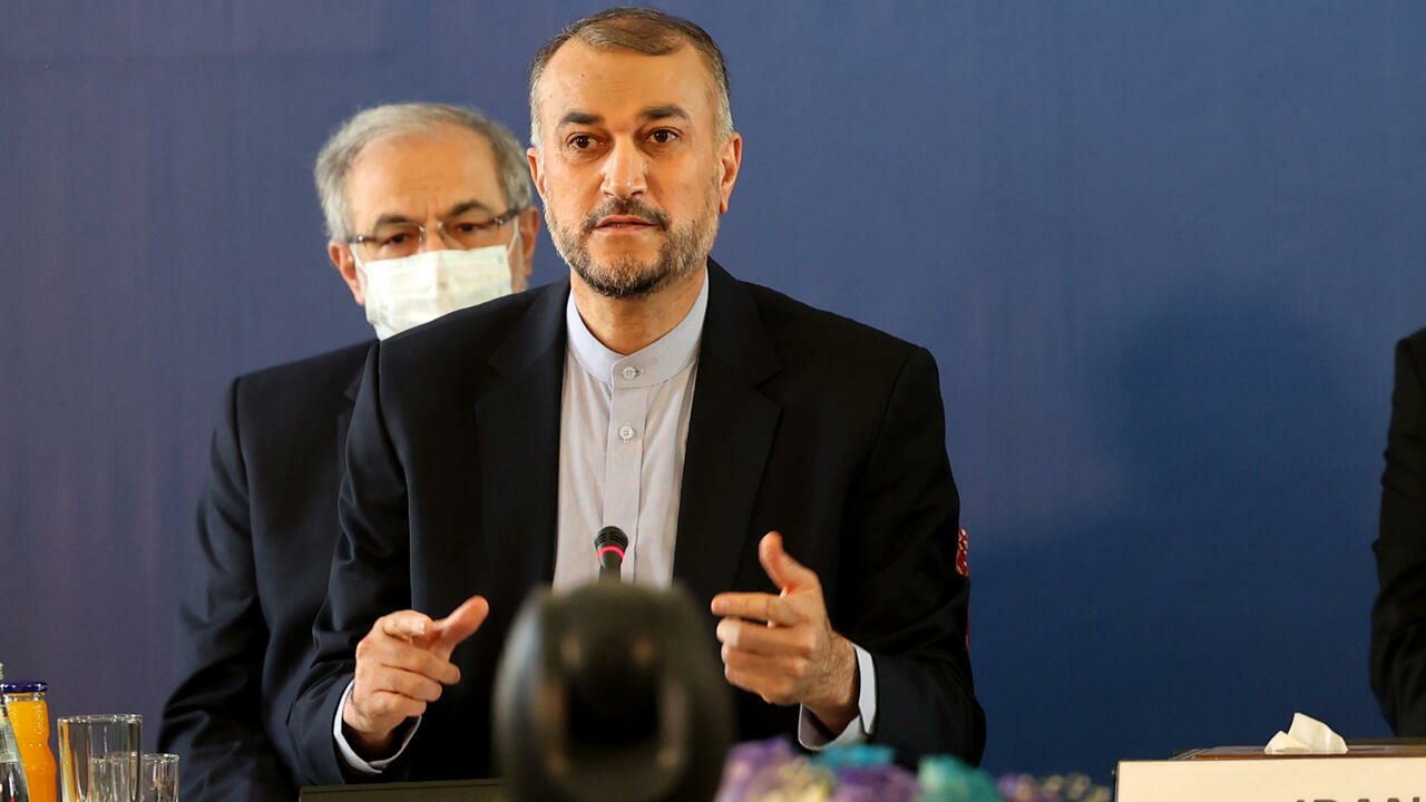 Iran urges Taliban to adopt 'friendly' approach at regional meet