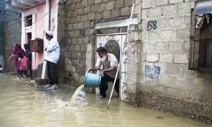 سندھ میں رین ایمرجنسی نافذ