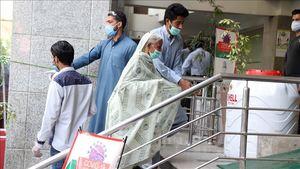 Pakistan reports 59 coronavirus deaths in one day