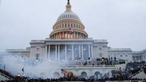 Pro-Trump mob storms US Capitol as protesters gather across country