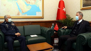 Air Chief vows to enhance cooperation with Turkey