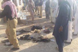 Miscreants set ablaze polling station in NA-221 Tharparkar