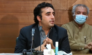"""Bilawal slams amnesty offer to terrorist outfits an """"insult  to victims of terrorism"""""""
