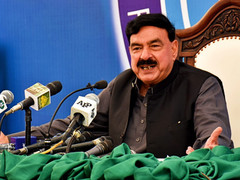Conspiracy behind NZ cricket cancelling tour says Sh Rasheed