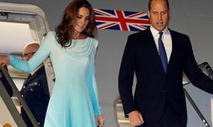 'برطانوی شہزادہ اور شہزادی کےلئے پاکستان محفوظ، انگلش ٹیم کےلئے غیرمحفوظ'