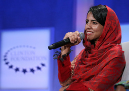 Women's rights activist to leaders at UN: Don't let Taliban fool you