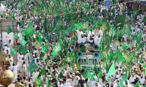 پنجاب: جشن عید میلاد النبی، ریلیوں اور جلوسوں کا سلسلہ جاری