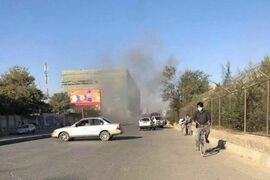 Grenade targets Taliban vehicle in Afghan capital: officials