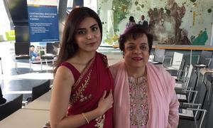 Shireen Mazari slams Imaan for 'personal attack' on premier