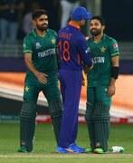 پاکستان نے تاریخ رقم کردی، بھارت کو 10 وکٹوں سے ہرادیا