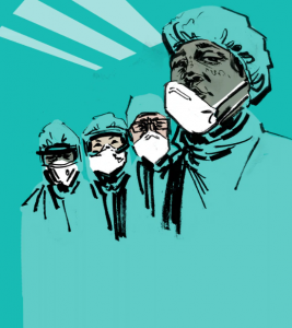 Psychological impact of COVID-19 on health professionals | Coping during pandemic.