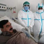 Sheikh Rasheed Recuperating From COVID-19