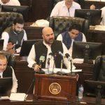 KP Govt presents Rs 923 bn tax free Budget 2020-21