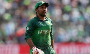 Sarfraz Ahmed makes comeback for England tour