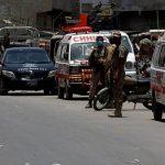 Blast near Sindh Rangers vehicle in Ghotki leaves three dead
