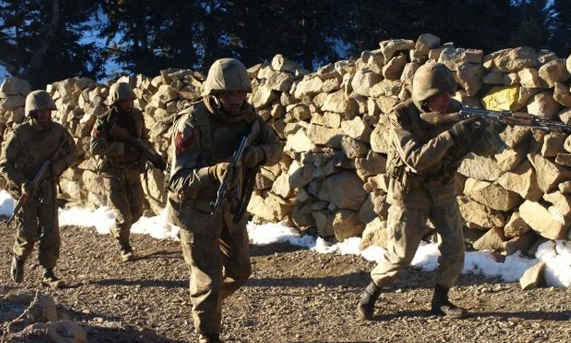 سیکیورٹی فورسز کا شمالی وزیرستان میں آپریشن، کالعدم ٹی ٹی پی کا کمانڈر ہلاک thumbnail