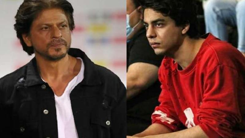شاہ رخ خان اپنے بیٹے کو سلاخوں کے پیچھ  دیکھ کر روپڑے thumbnail