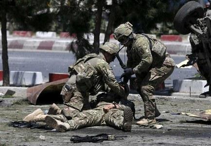 طالبان کو روس کی جانب سے انعامات دیے جانے کا انکشاف