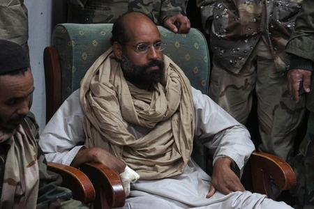 سیف الاسلام قذافی دوبارہ منظرعام پر، لیبیا میں جشن